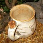 earthy birch tree bark coff..